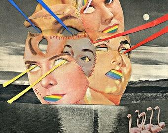 Untitled, 2017, Original Collage
