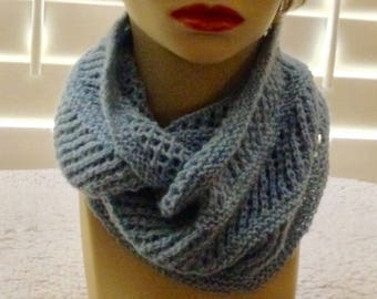 100% Cashmere Cowl/Infinity Scarf