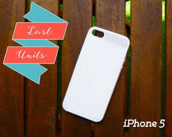 SALE - iPhone 5 Cross Stitch Case, Cross Stitch iPhone Case, iPhone Case, Cross Stitch -DIY-
