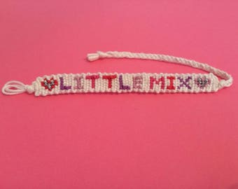 Little Mix Floss Friendship Bracelet