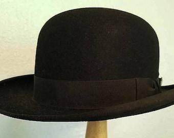 1930s derby hat