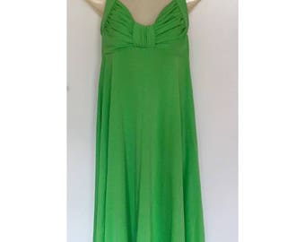 Green Loose Maxi Dress,Maxi Dress Her,Best Maxi Dress,Maternity Maxi Dress,Green Gypsy Dress,Green Pagan Dress,Green long Summer Dress