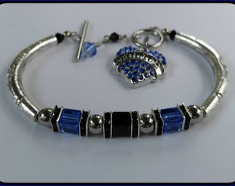 Beautiful Police Bracelet