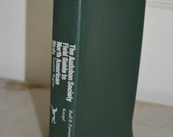 Vintage Book: National Audubon Society Field Guide to North American Birds - Eastern Region