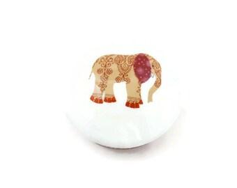 box porcelain elephant