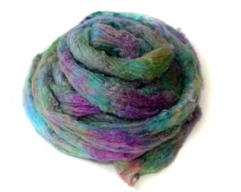 Sari Silk - Hand Dyed - recycled - 25g - multi