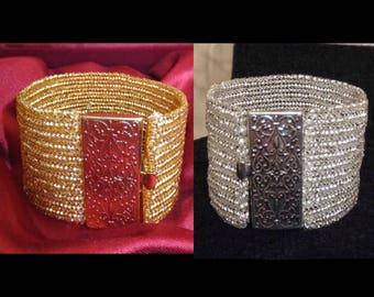 Handmade Gold Bangle, Golden Bracelet, Gold Shiny Bracelet, Handmade Bangles, Gold Bangles, Gold Jewelry, Valentines Gifts, Best Gift Ideas,