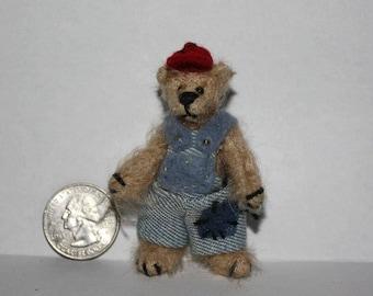 Teddy, Mini, mohair