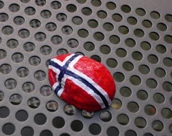 Flag Magnet Norway worldwide