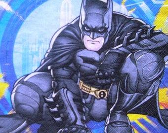 """""""Batman"""" towel"""