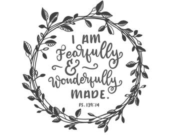 Fearfully and Wonderfully Made DIGITAL download
