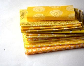 Yellow Scrap Bundle