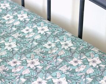 Crib Sheets Crib Sheets Girl Crib Sheet Set Fitted Crib Sheet Floral Fitted Crib Sheet Girl Play Yard Sheet Pack and Play Sheet
