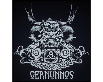 Cernunnos Pagan Wiccan T-Shirt WH