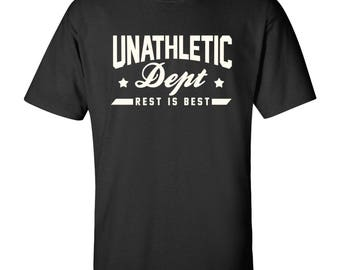 Unathletic Department T Shirt