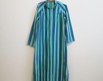 Fleece Mod Robe Medium Large - Zip Front