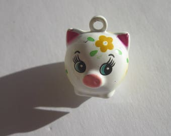 Bell ringing in the shape of pig 2.3 cm (53)