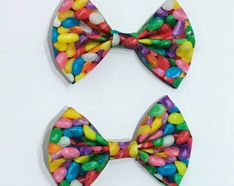 Jelly Bean Bow