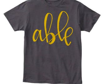 Able Collection - Kids Tee