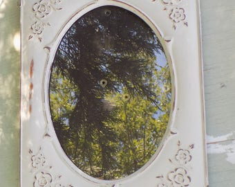 Shabby Chic painted picture frame