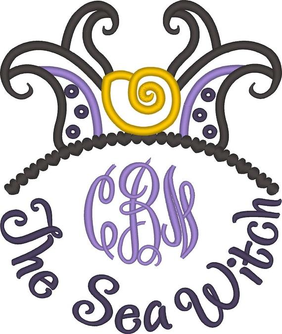 SAMPLE SALE, Disney Princess Inspired Shirt - Ursula Birthday Shirt - The Little Mermaid - Disney Vacation - Disney Princess Birthday