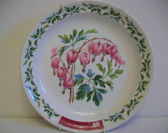 Collectable Limited Edition Portmerion Display Plate created for Co-Opertive Congress 1991
