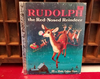 Rudolph Children's  Book