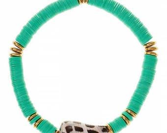 SUMMER SALE Beach Shell Bracelet