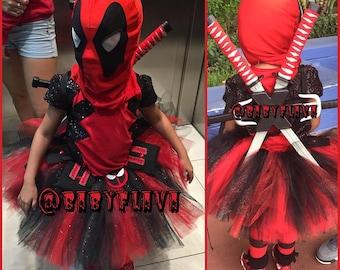 Super hero costume sets