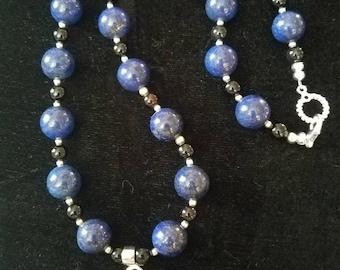 Ankh with Lapis lazuli