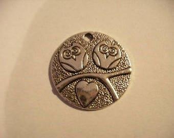 1 Pendant, Owl (286)