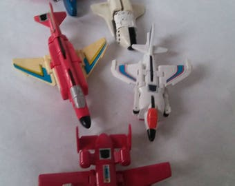Vintage Aerialbots Jets Lot