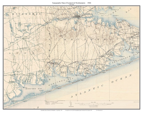eastport and westhton 1904 island new york usgs