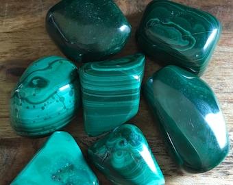 Malachite, Stone of Transformation, Protective Stone,Healing Stone, Spiritual Stone, Activates the Chakra