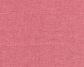 Pink linen past