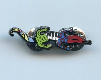 Phish - Lizards Pin