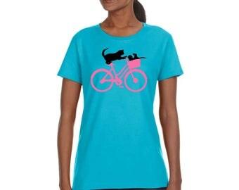 Cats, bike