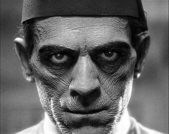 Boris Karloff in the 1932 film The Mummy