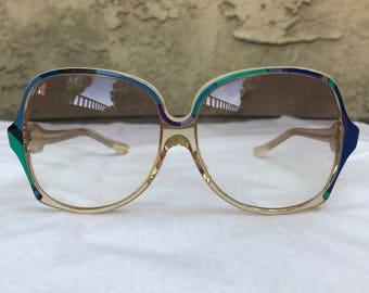 Vintage Emilio Pucci Sunglasses mod 60s