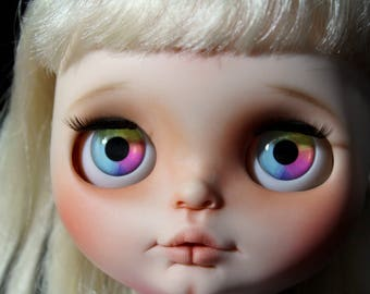 UNICORN'S FART - Pastel Candy Blythe Eyechips Collection