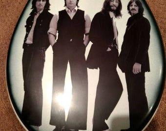Beatles toilet seat