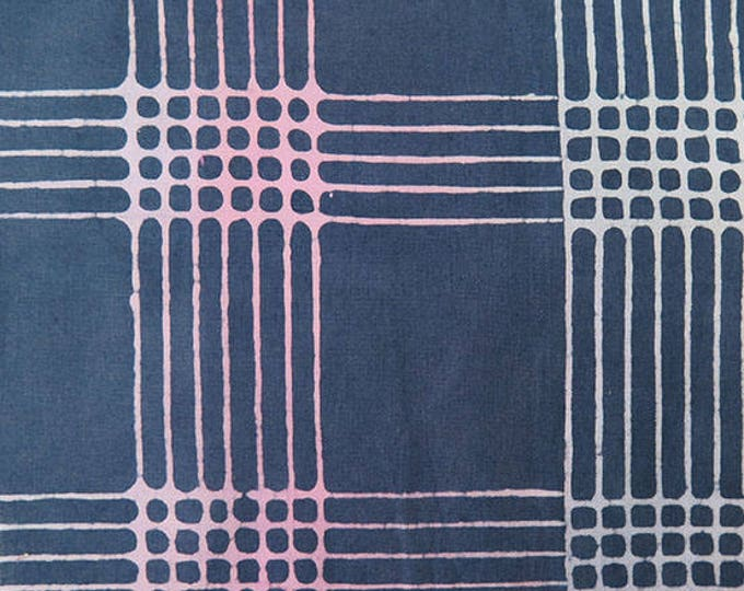 Plaid in Shadow- Chroma by Alison Glass- Andover Fabric