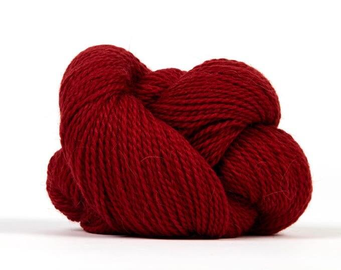 Kelbourne Woolens Andorra - Holly Red