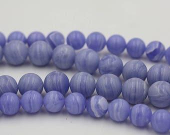 My Favorite Blue Jean Beads