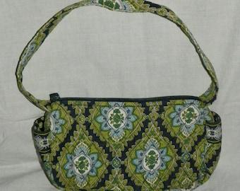 Vera Bradley CAMBRIDGE Maggie Shoulder Bag Purse Handbag Tote Retired Pattern