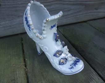 Brinn's Ceramic Shoe