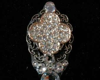 Large Crystal Bindi