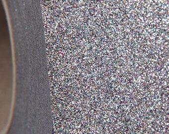 "Glitter Multi 20"" Heat Transfer Vinyl Film By The Yard"