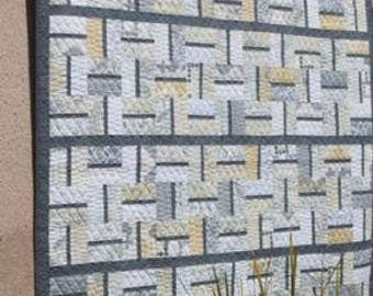 Jelly Roll Friendly Quilt Patterns A - National Sew A Jelly Roll Day - September 16, 2017