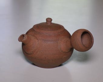 kyusu, coarse clay, 150ml
